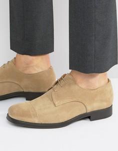 Замшевые туфли Selected Homme Oliver - Stone