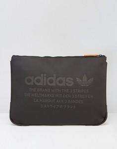 Черная сумка-папка adidas Originals NMD BK6799 - Черный