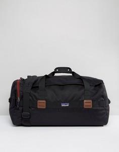Черная сумка Patagonia Arbor 60L - Черный