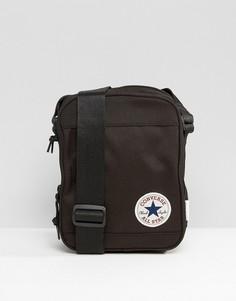 Черная сумка Converse 10003338-A01 - Черный