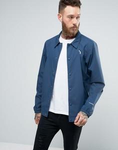 Синяя спортивная куртка The North Face - Синий