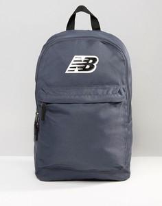 Синий рюкзак New Balance Pelham Classic NB500210-025 - Серый