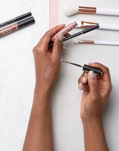 Набор для макияжа губ Lottie Lip Kit - Коричневый