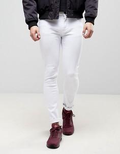 Белые зауженные джинсы Loyalty and Faith Beattie - Белый