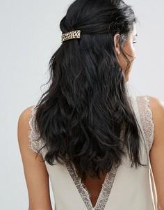 Заколка для волос DesignB - Золотой