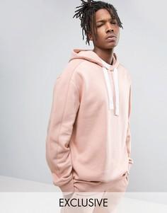 Розовый худи с логотипом Puma эксклюзивно для ASOS 57532702 - Розовый