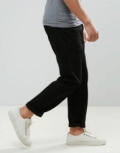 Черные прямые джинсы Dr Denim Ed - Черный