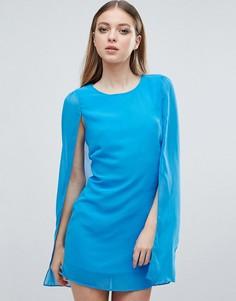 Платье мини Madam Rage - Синий