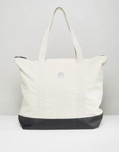 Кремовая дорожная сумка Jack Wills - Белый