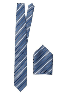 Комплект: галстук и платок
