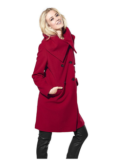 Шерстяное пальто B.C. BEST CONNECTIONS