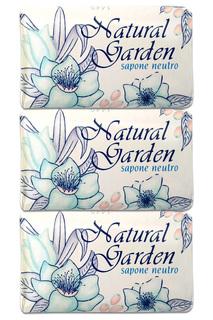 """Набор мыла """"Природный сад"""" Nesti Dante"""