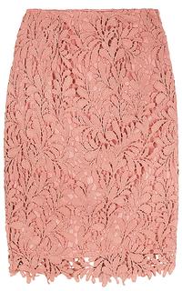 юбка из кружева La Reine Blanche