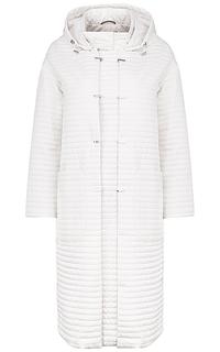 Стеганое пальто на синтепоне LE Monique