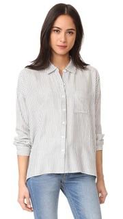 Рубашка с пуговицами Caitriona Soft Joie