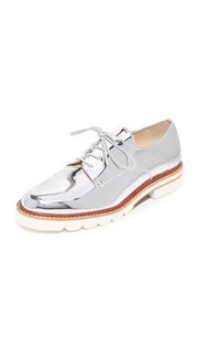 Ботинки на шнурках Metro Stuart Weitzman