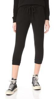 Укороченные брюки с напуском и завязками на талии Chaser