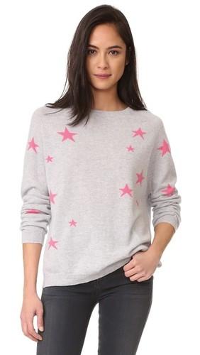 Кашемировый свитер с напуском Star