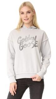 Толстовка с капюшоном Marina Golden Goose