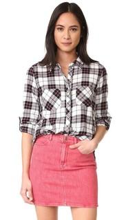 Рубашка Lilya на пуговицах Soft Joie