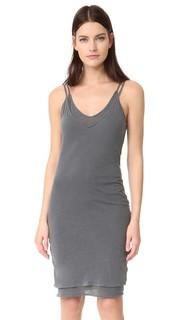 Платье-комбинация без рукавов с V-образным вырезом Stateside