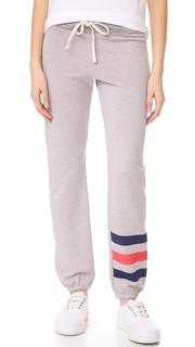 Спортивные брюки с полосками Sundry