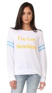 Толстовка Ive Got Sunshine Wildfox