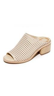 Перфорированные туфли без задников Kyla Dolce Vita