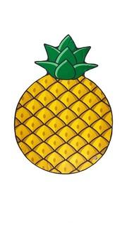 Пляжное покрывало Pineapple Gift Boutique