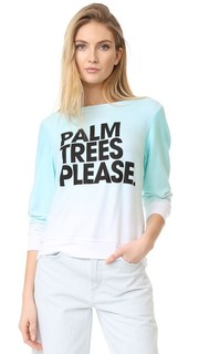 Palm Trees Please Wildfox