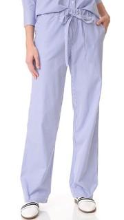 Пижамные брюки в полоску Anine Bing