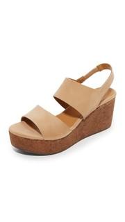 Обувь на танкетке Glassy Coclico Shoes