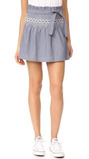 Короткая юбка Rancher Current/Elliott