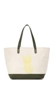 Объемная сумка с короткими ручками Honolulu Deux Lux