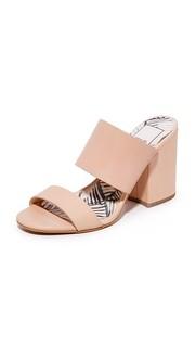 Туфли без задников Eliza Dolce Vita