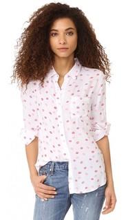 Рубашка на пуговицах Rocsi Kiss Me Rails