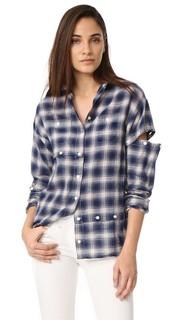 Рубашка Undone R13