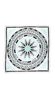 Квадратное полотенце Luna с принтом Soleil