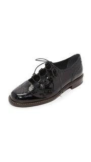 Ботинки на шнурках Mrgill Stuart Weitzman