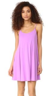 Платье из легкой струящейся ткани Susana Monaco