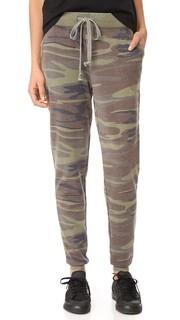 Камуфляжные брюки Z Supply