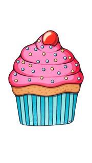 Пляжное покрывало Cupcake Gift Boutique