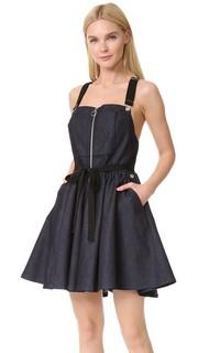 Платье-комбинезон Adam Selman