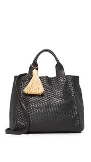 Объемная сумка с короткими ручками Hudson Deux Lux