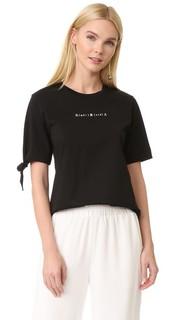 Асимметричная футболка Edition10