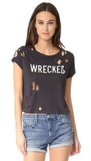 Укороченная футболка Goodie Goodie Mother