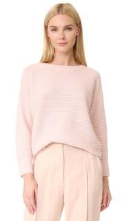 Кашемировый пуловер Claudia Schiffer x TSE