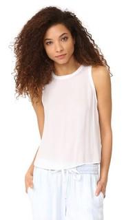 Блуза с пуговицами на спине Bella Dahl