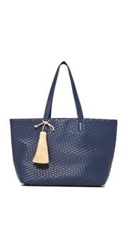 Классическая объемная сумка с короткими ручками Hudson Deux Lux