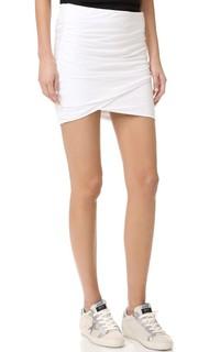 Узкая обтягивающая юбка James Perse